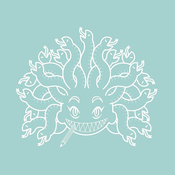 Logo Medusa© – Naera da Altrove